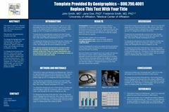 free powerpoint research poster templates  genigraphics, Powerpoint